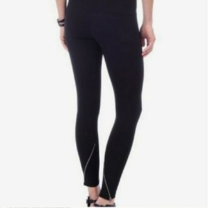Lysse High Waist Black Pants